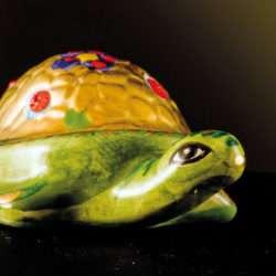 tartaruga-decorata-ceramica